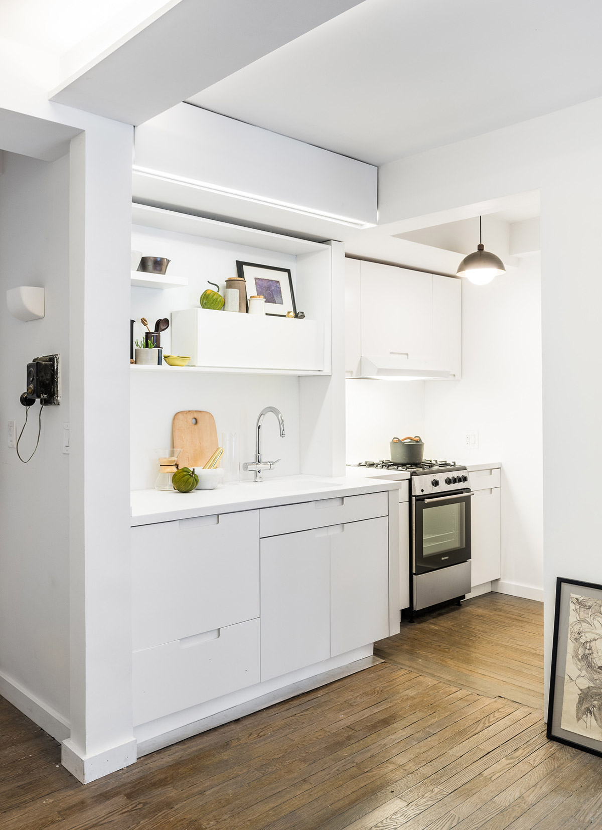12 Splendid Small Kitchens And Ideas You Can Use From Them