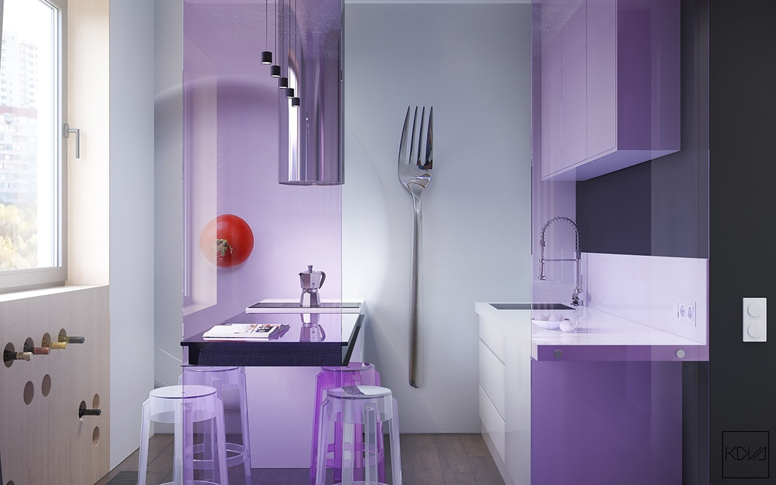 50 Splendid Small Kitchens And Ideas You Can Use From Them images 33
