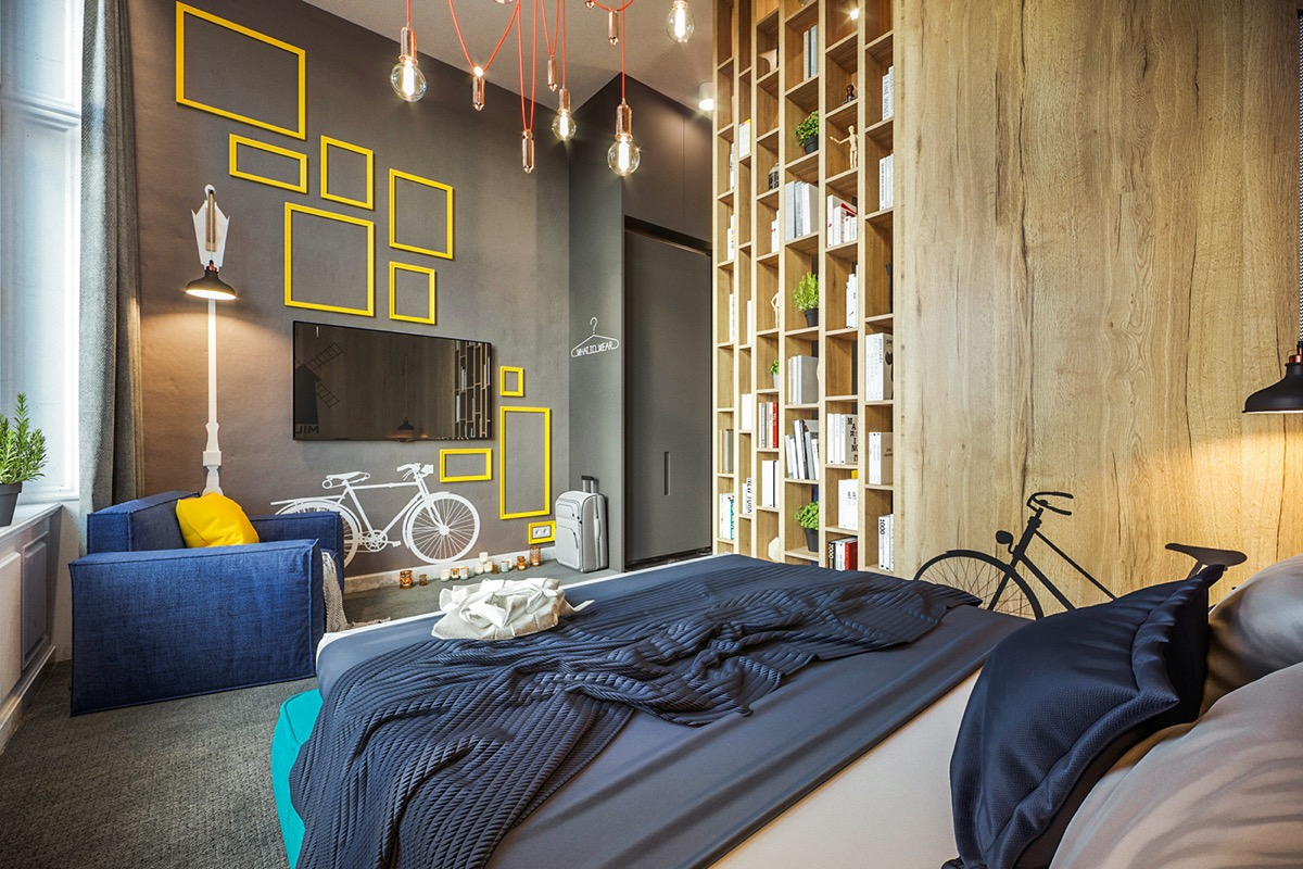 Designing City Themed Bedrooms: Inspiration From 3 Hotel Suites images 22