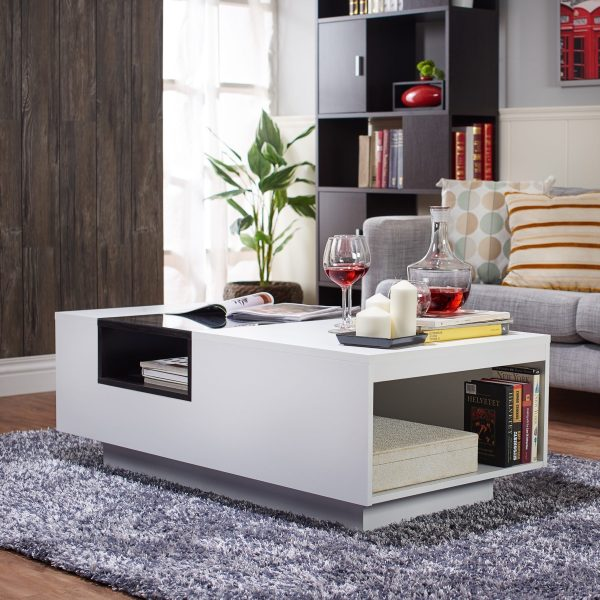 50 Modern Coffee Tables To Add Zing To Your Living