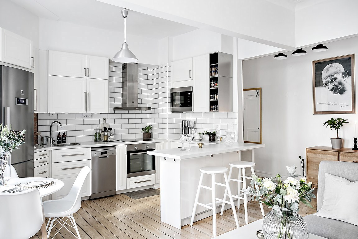 50 Splendid Small Kitchens And Ideas You Can Use From Them images 7