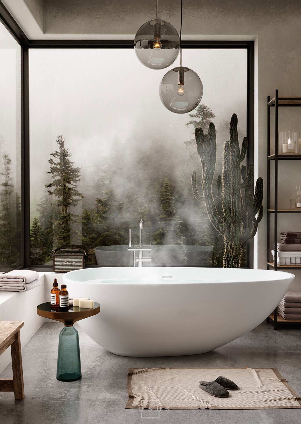 Interior Design Ideas & 50 Luxury Bathrooms And Tips You Can Copy From Them