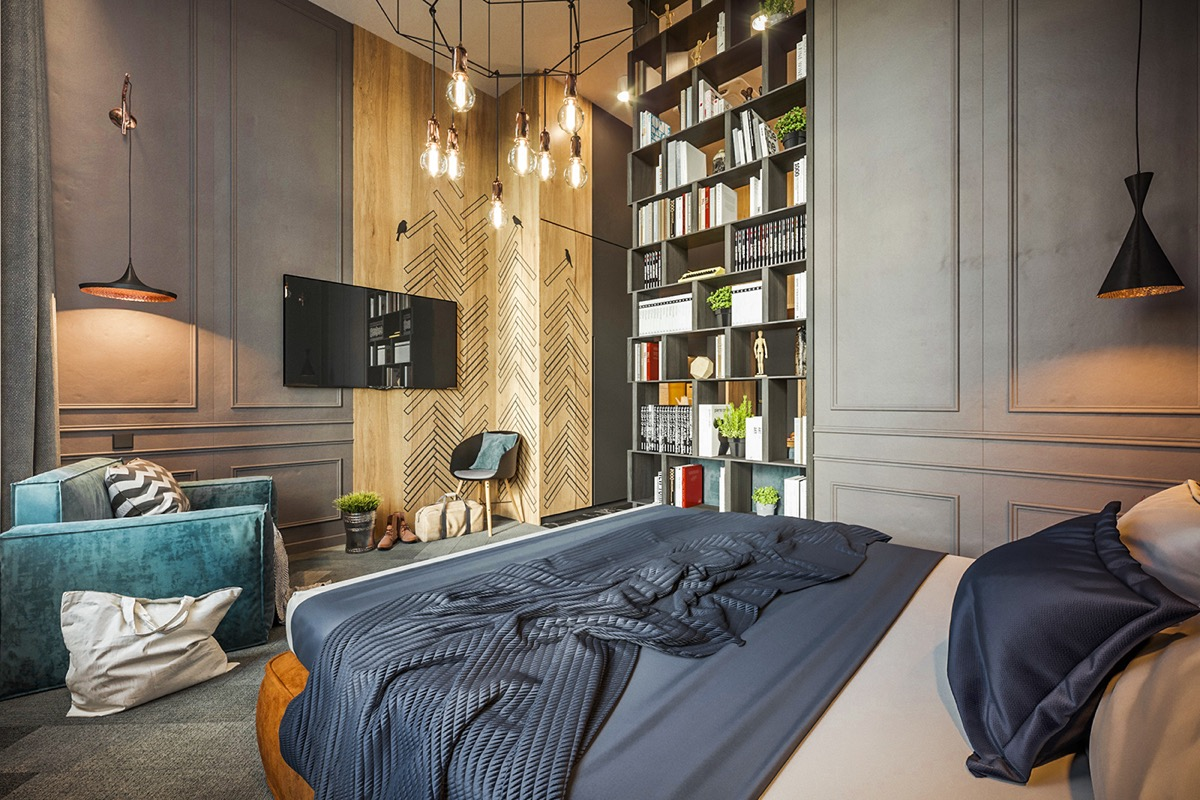 Designing City Themed Bedrooms: Inspiration From 3 Hotel Suites images 5