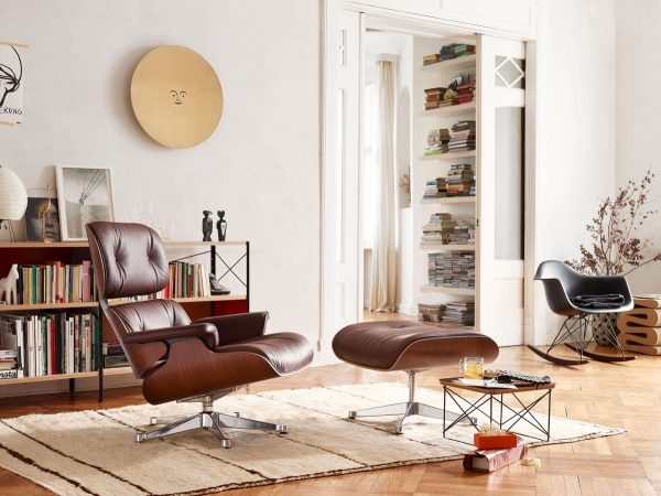 Home Furniture Floor Swivel Recliner Chair 360 Degree Rotation Living Room Furniture Modern Japanese Design Leather Armchair Chaise Lounge To Adopt Advanced Technology Furniture
