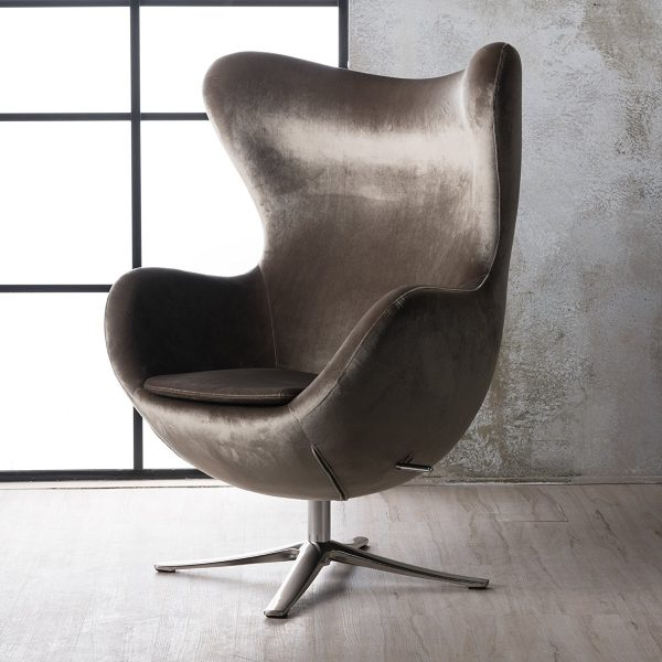 A Shapely Swivel Seat Inspired By Mid Century Design Our: 50 Modern Swivel Chairs That Give Your Home Or Office Swing