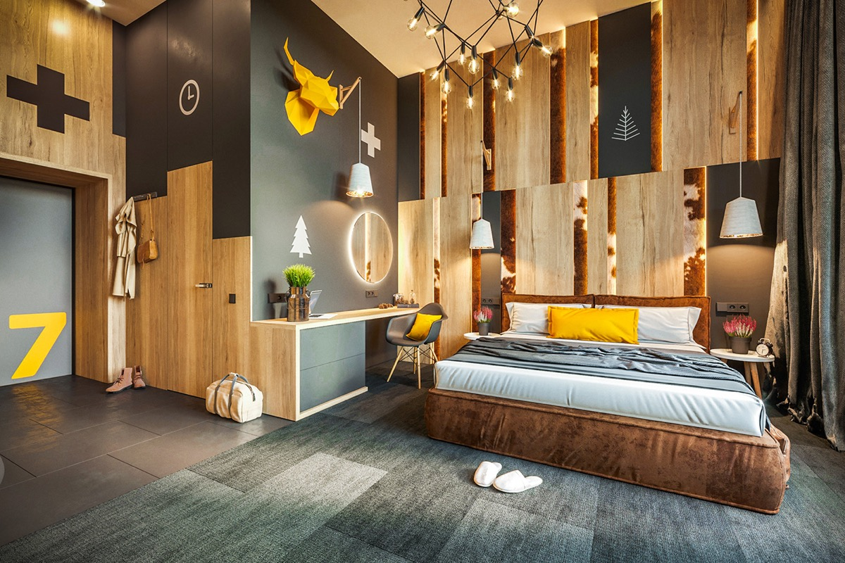 Designing City Themed Bedrooms: Inspiration From 3 Hotel Suites images 10