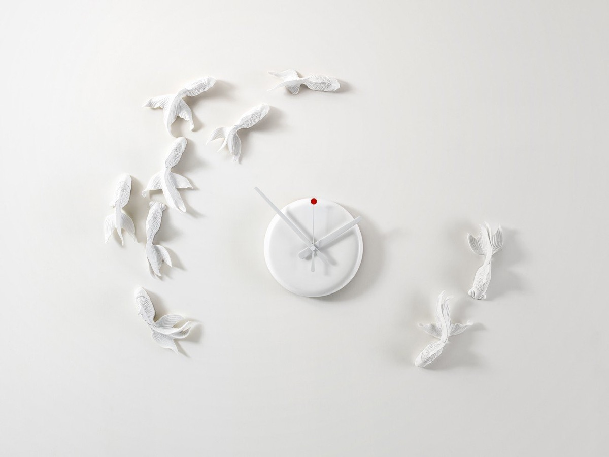Product Of The Week: Haoshi Goldfish Clock