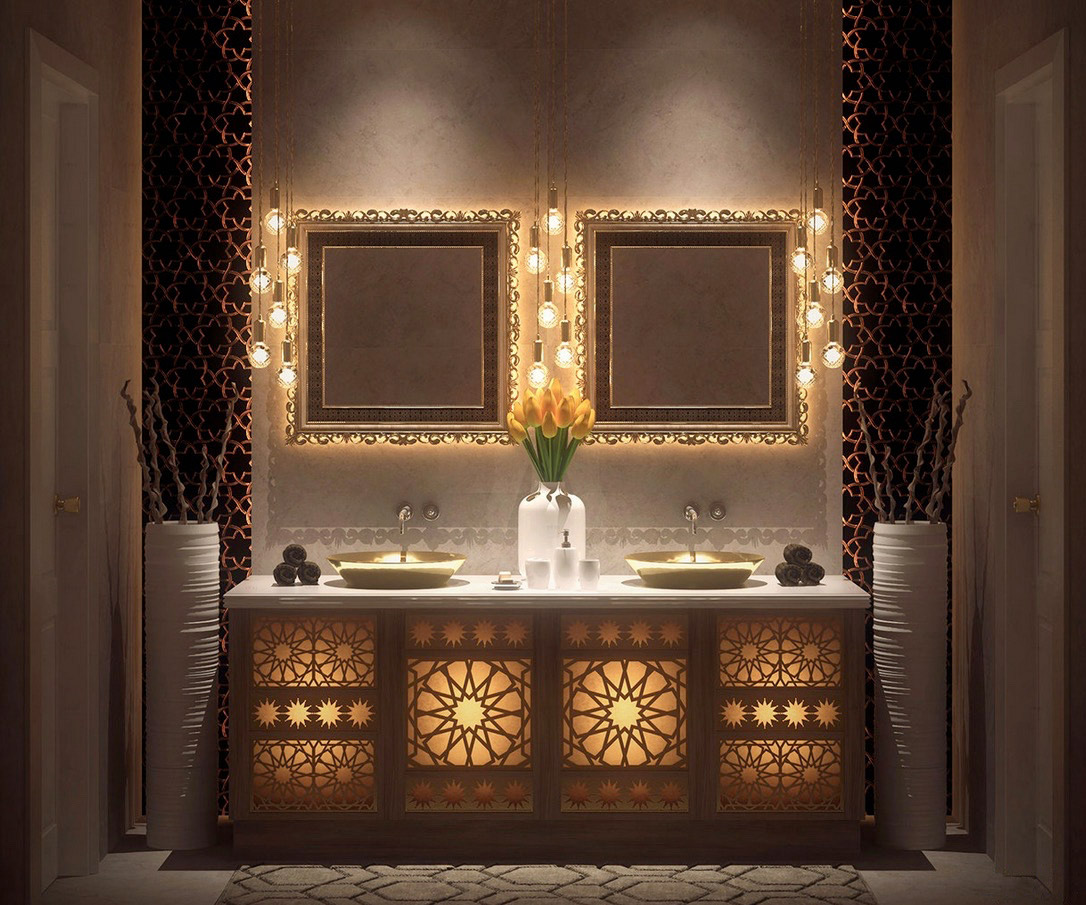 50 Luxury Bathrooms And Tips You Can Copy From Them images 37