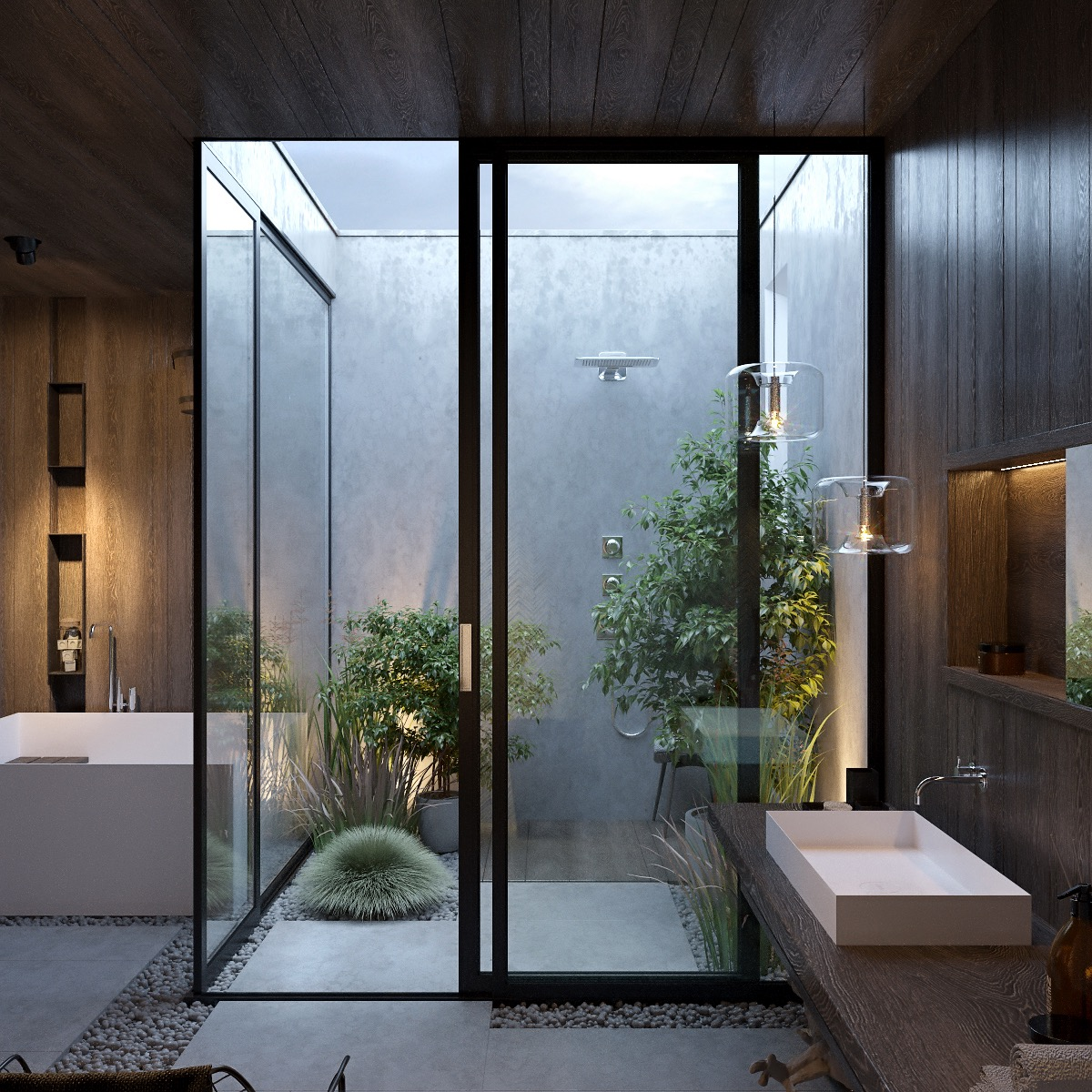 50 Luxury Bathrooms And Tips You Can Copy From Them images 5