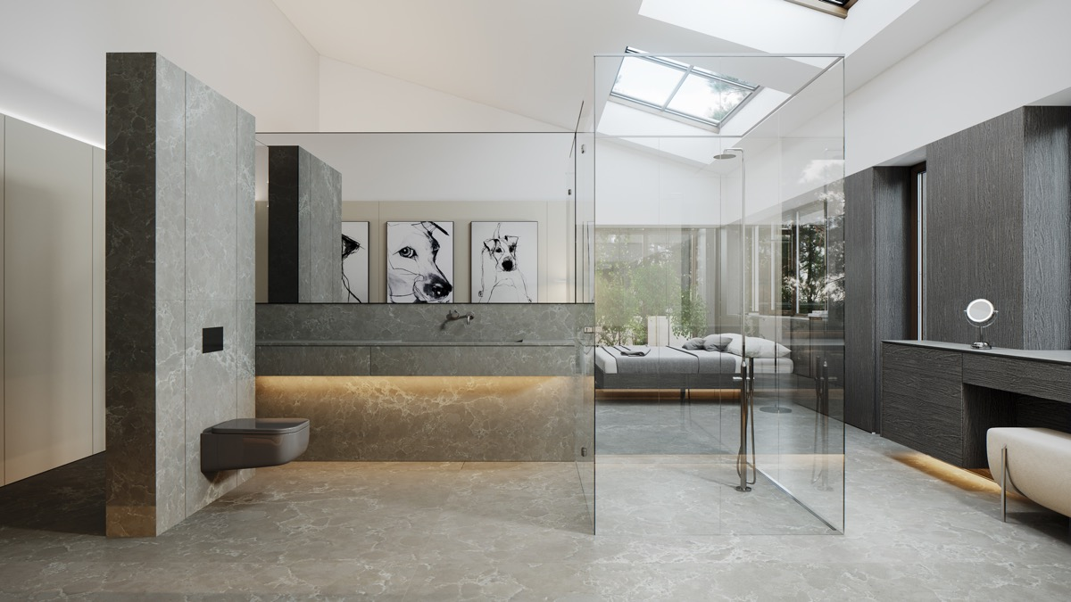 50 Luxury Bathrooms And Tips You Can Copy From Them images 28