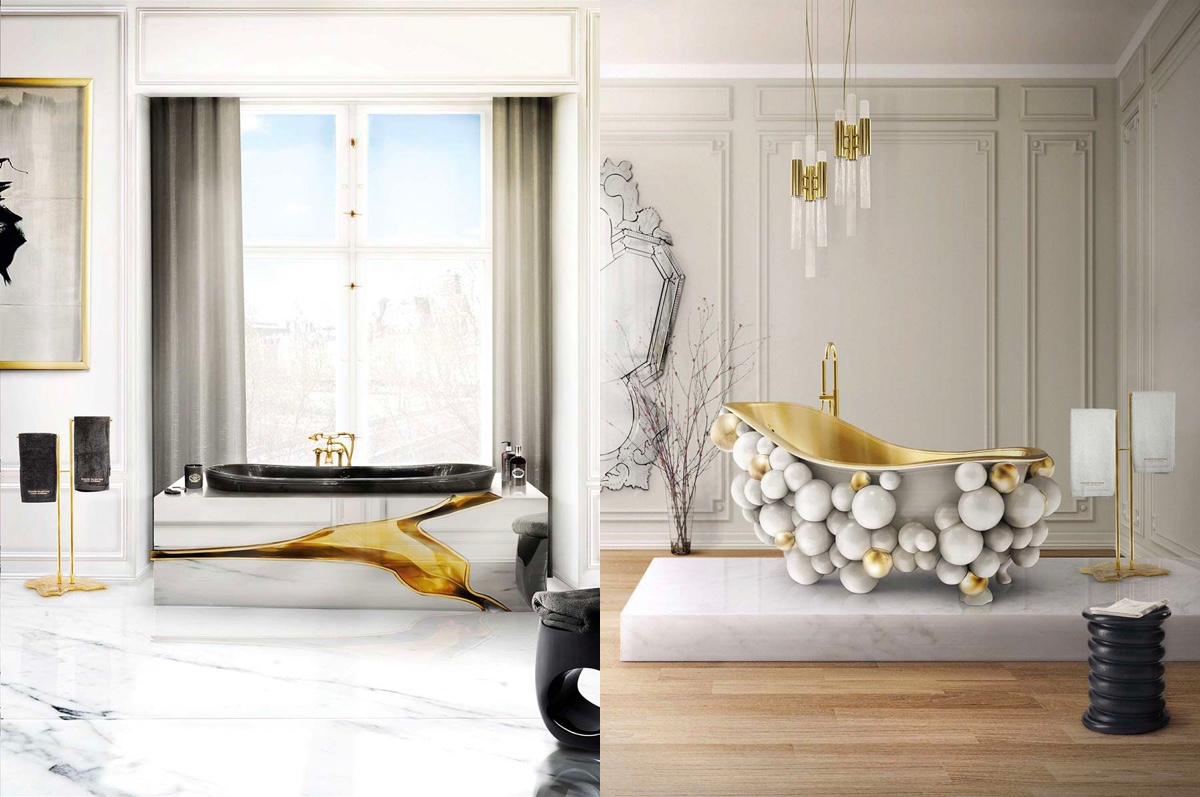 50 Luxury Bathrooms And Tips You Can Copy From Them images 45