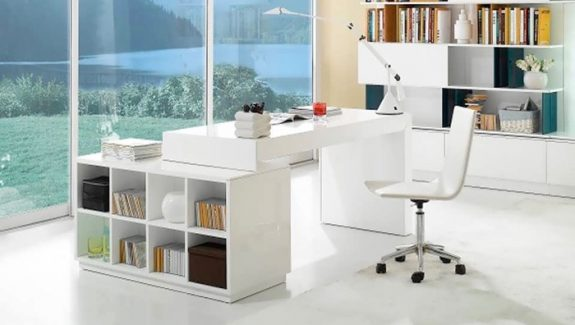 home office images modern. 50 Modern Home Office Desks For Your Workspace Images E