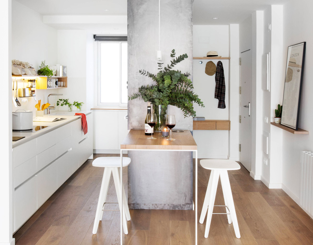 50 Splendid Small Kitchens And Ideas You Can Use From Them images 22