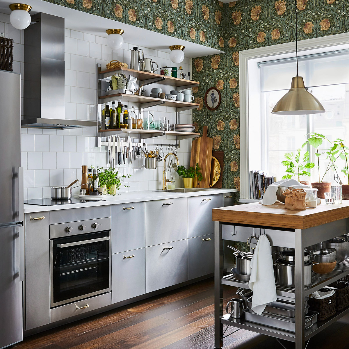 Messy Work Kitchen: 50 Splendid Small Kitchens And Ideas You Can Use From Them