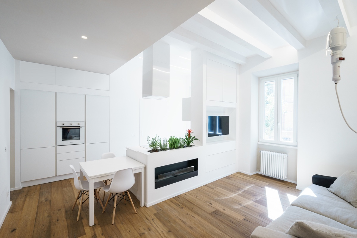 All-White Interior Design: Tips With Example Images To Help You Get It Right images 5