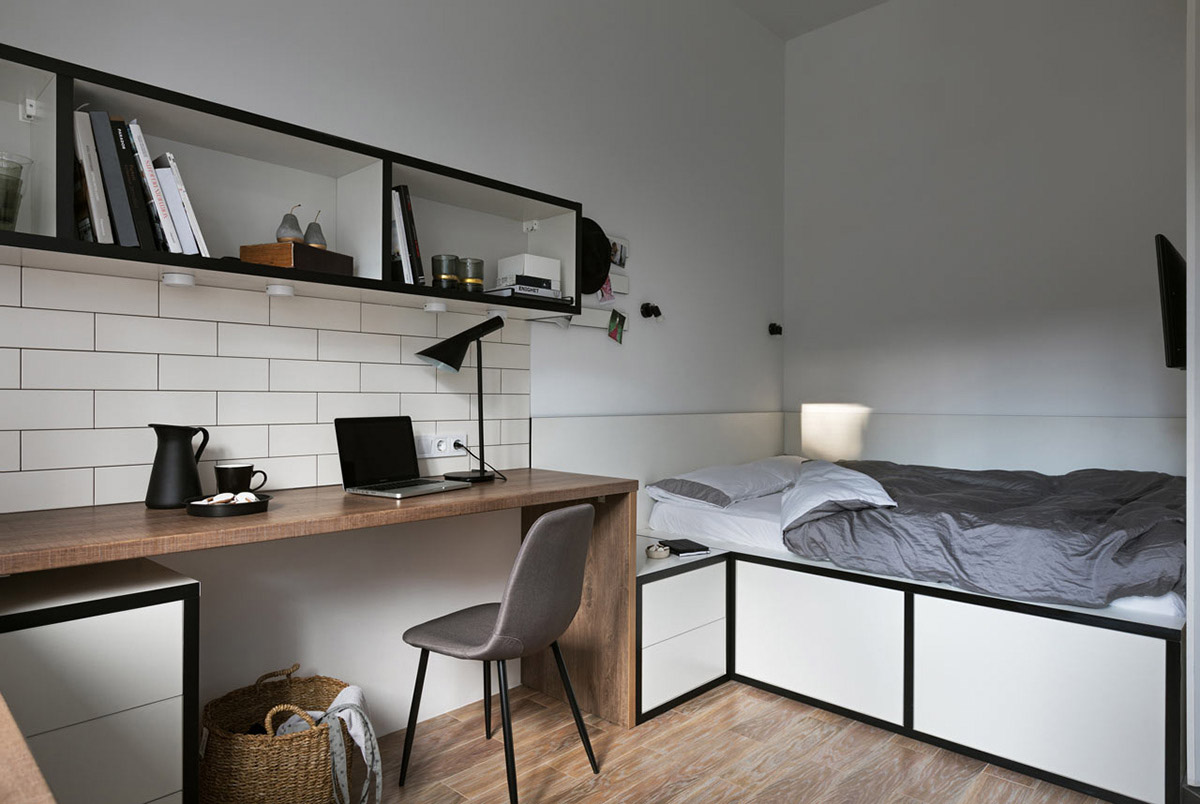 Designing A Living Space Under 18 Square Metres: Challenge Accepted images 2
