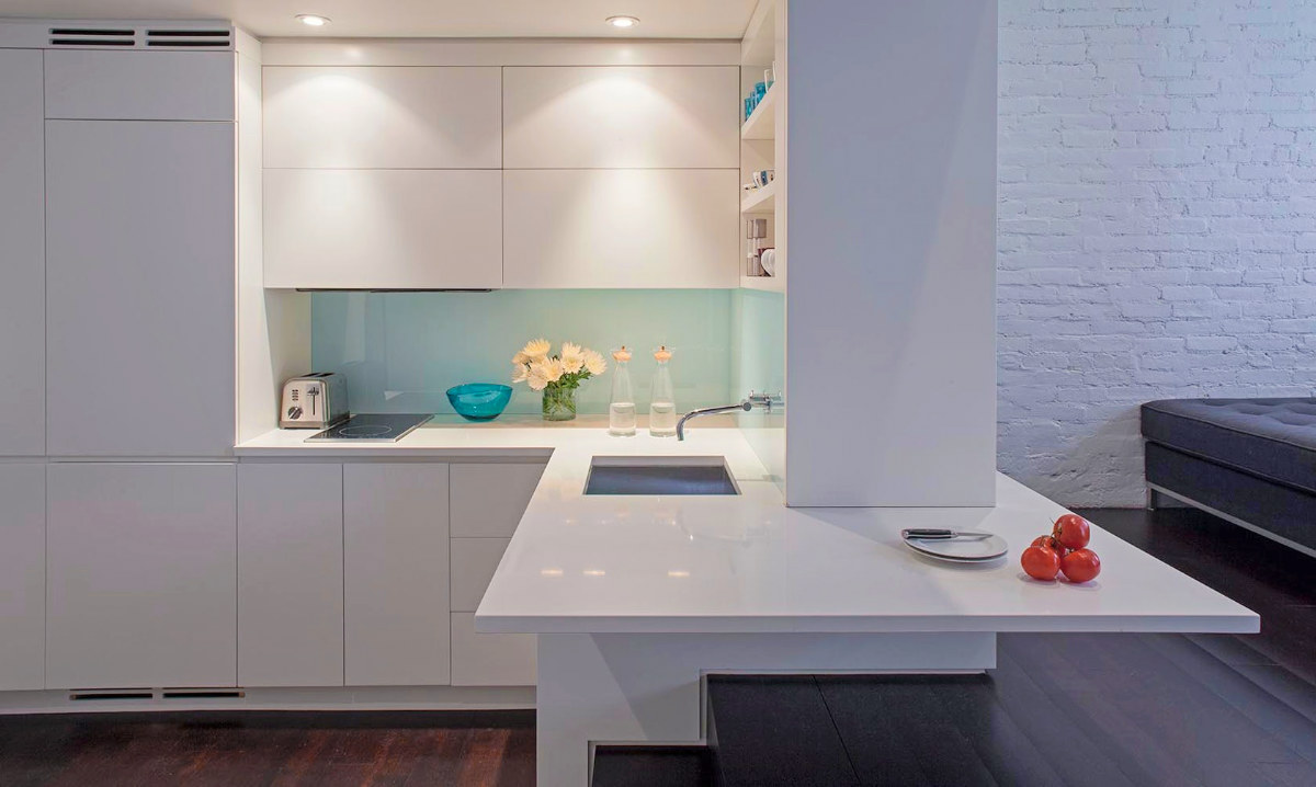 50 Lovely L-Shaped Kitchen Designs And Tips You Can Use From Them images 9