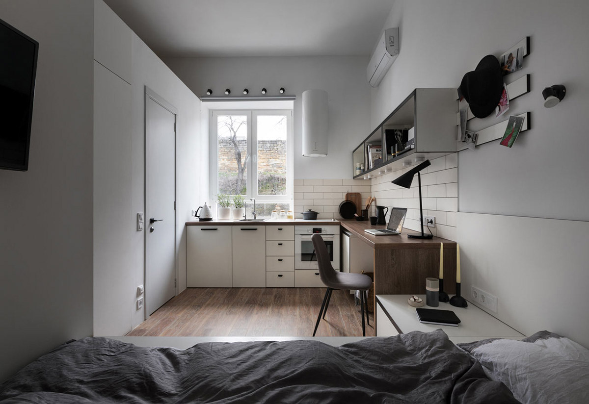 Designing A Living Space Under 18 Square Metres: Challenge Accepted images 5