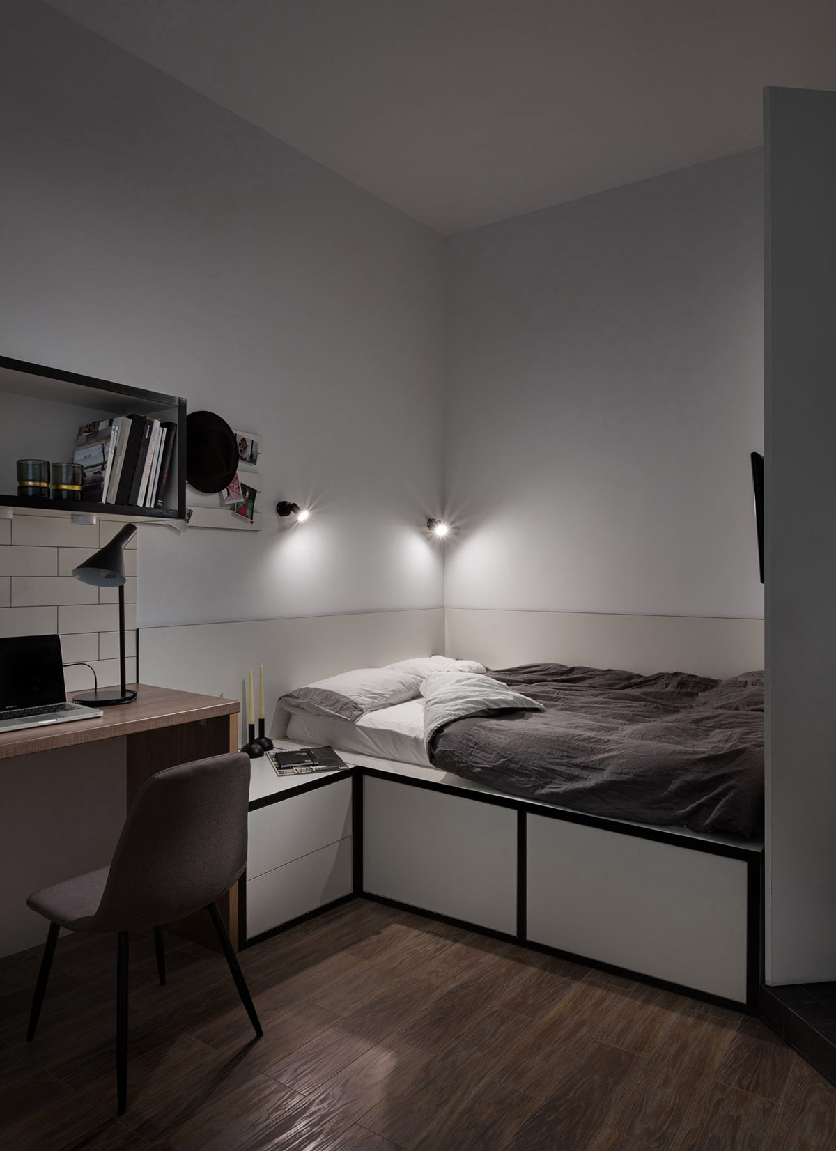 Designing A Living Space Under 18 Square Metres: Challenge Accepted images 9