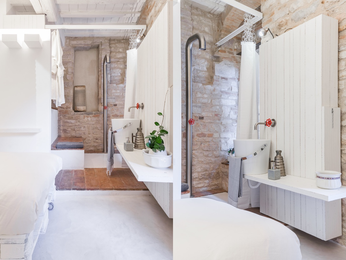51 Industrial Style Bathrooms Plus Ideas & Accessories You Can Copy ...