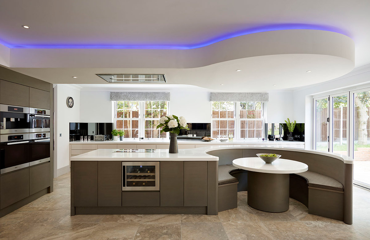 50 Stunning Modern Kitchen Island Designs images 15