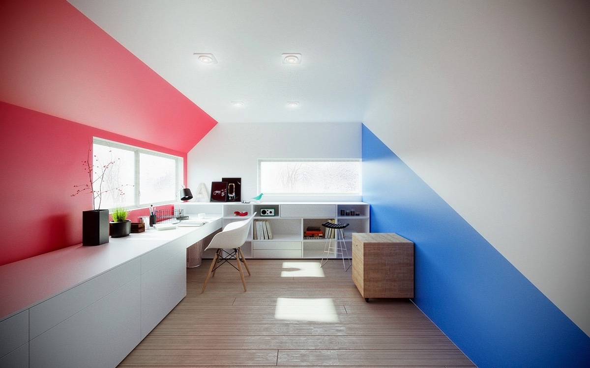 37 Minimalist Home Offices That Sport Simple But Stylish Workspaces images 30