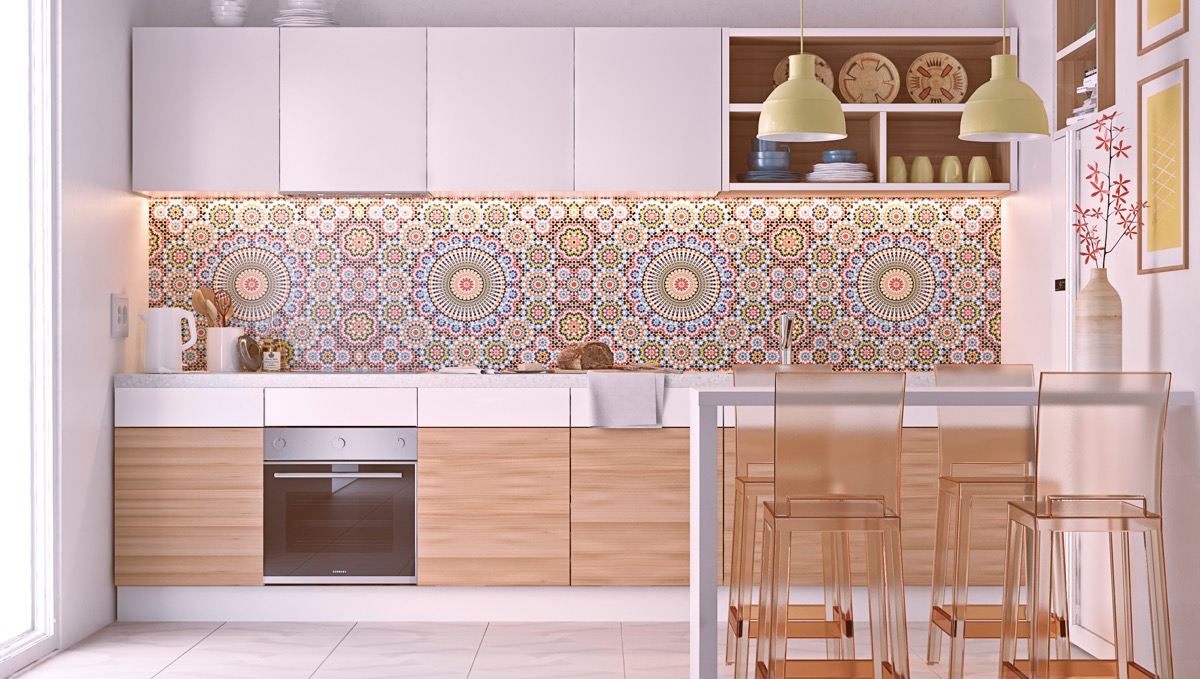 50 Wonderful One Wall Kitchens And Tips You Can Use From Them images 7