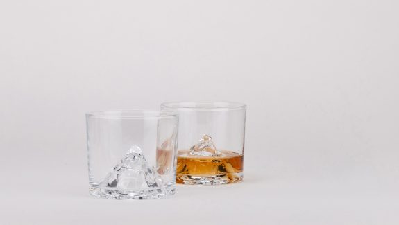 Product Of The Week: A Truly Unique Glass With A Mountain Inside
