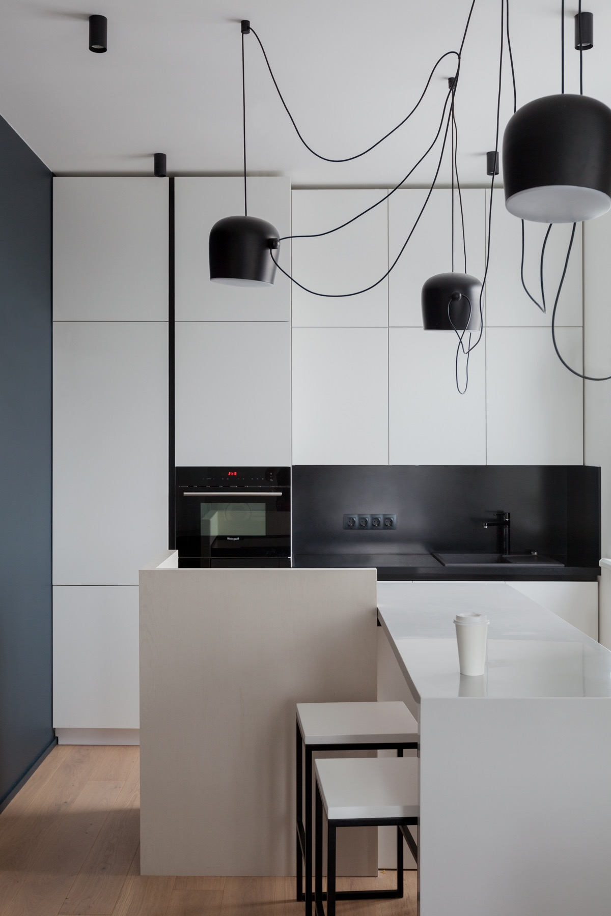 An Apartment With A Complex Geometry images 9