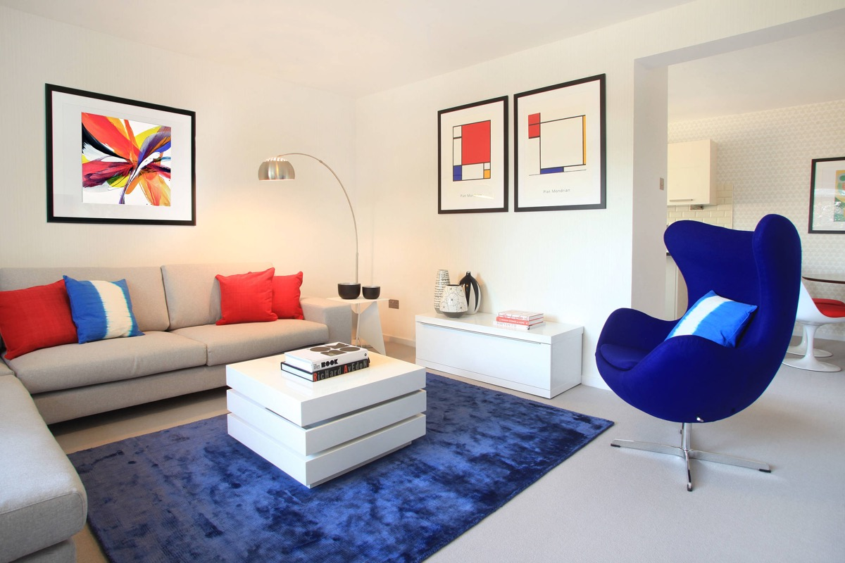 Piet Mondrian Inspired Interior Design To Give Your Home The De Stijl Flair images 26