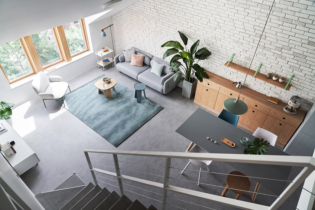 A Bright And Modern Family Home In Beijing images 5