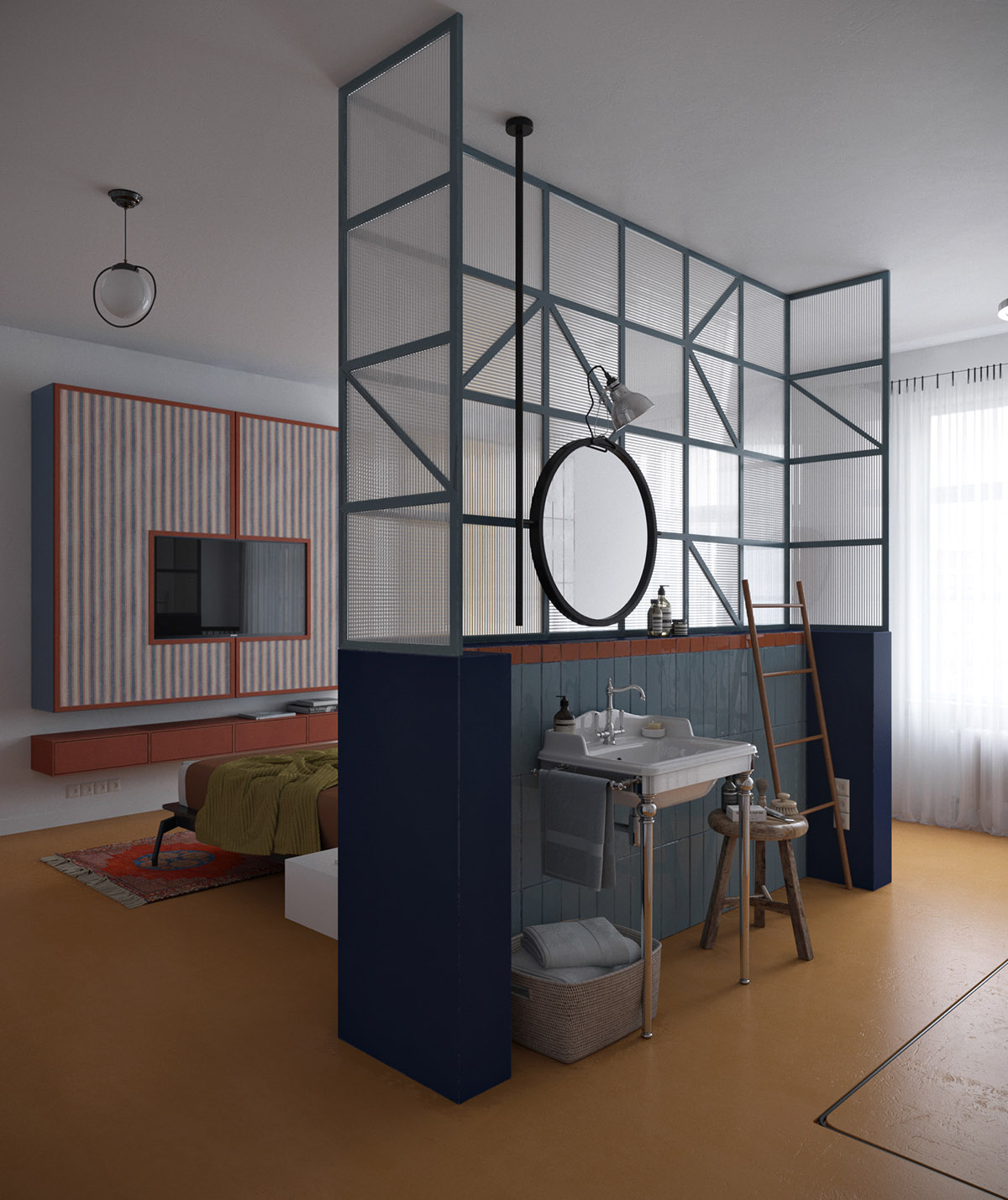 Piet Mondrian Inspired Interior Design To Give Your Home The De Stijl Flair images 3