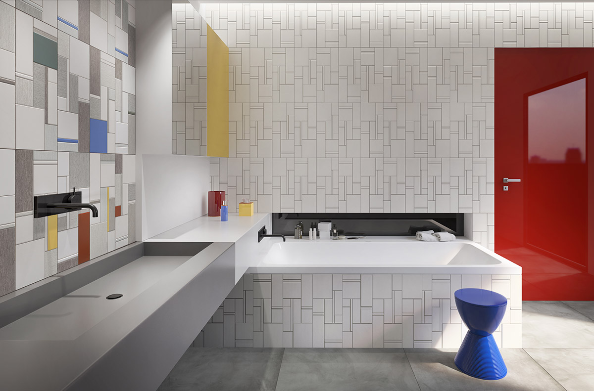 Piet Mondrian Inspired Interior Design To Give Your Home The De Stijl Flair images 25