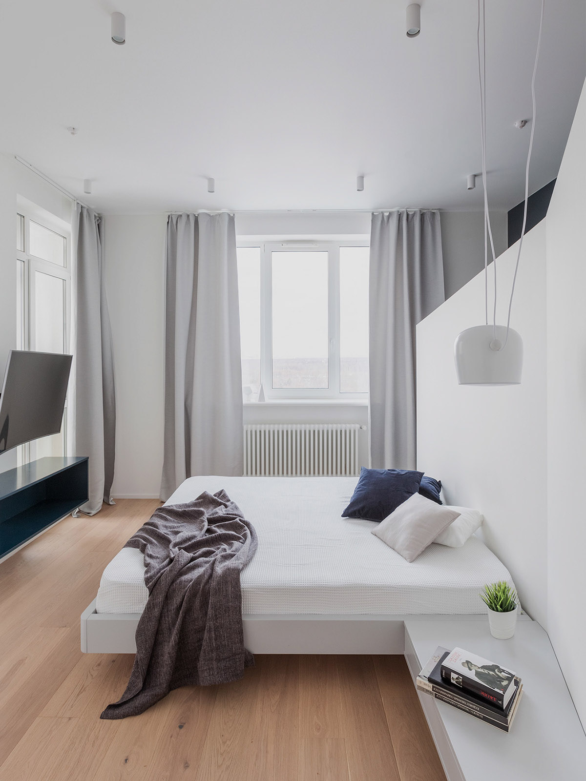 An Apartment With A Complex Geometry images 13