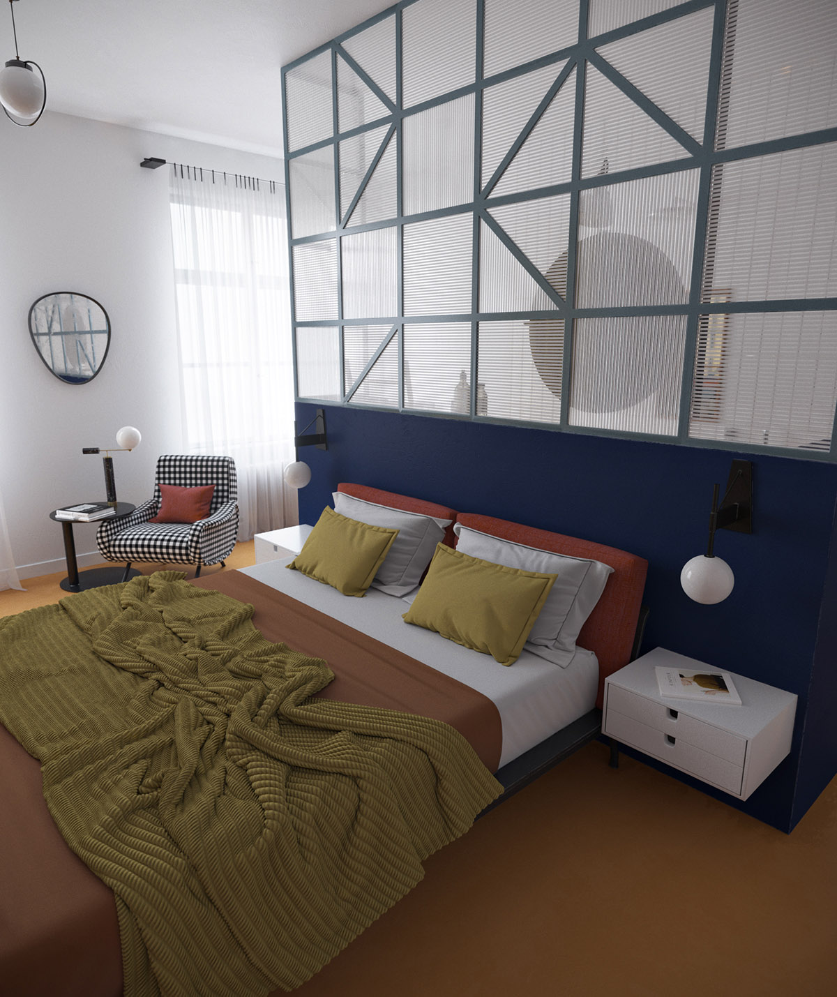 Piet Mondrian Inspired Interior Design To Give Your Home The De Stijl Flair images 4
