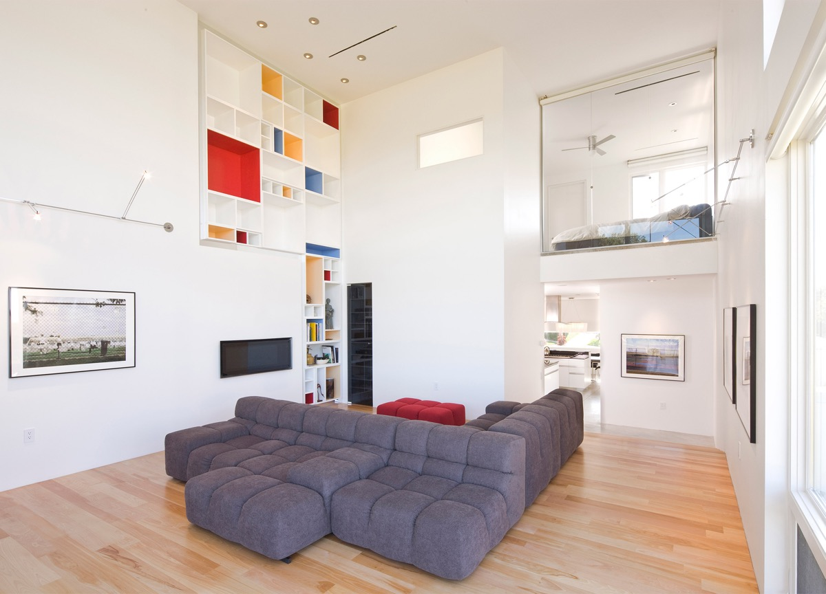 Piet Mondrian Inspired Interior Design To Give Your Home The De Stijl Flair images 27