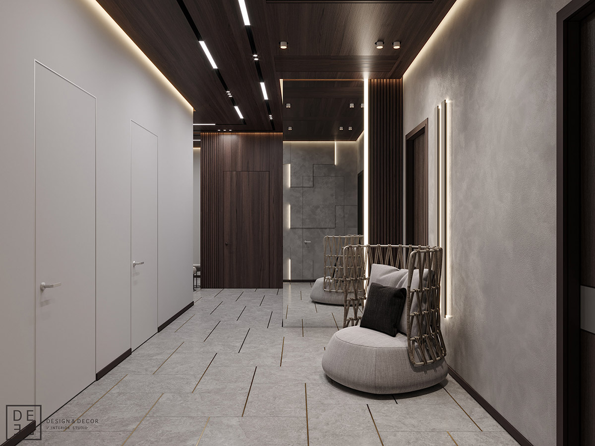 Luxurious Interior With Wood Slat Walls images 31