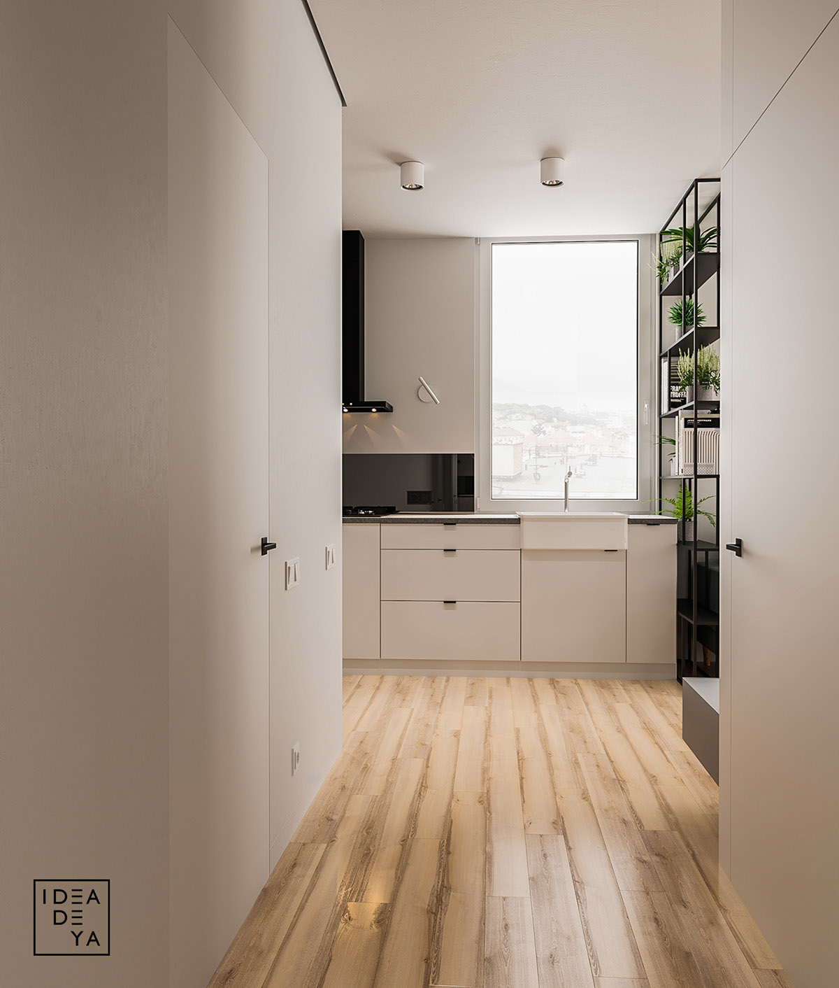 Modern And Youthful: 4 Small Apartments With Fierce Style images 24