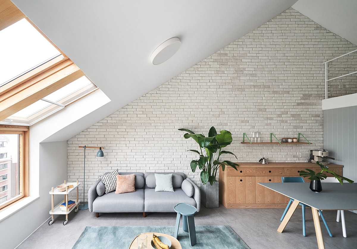 A Bright And Modern Family Home In Beijing