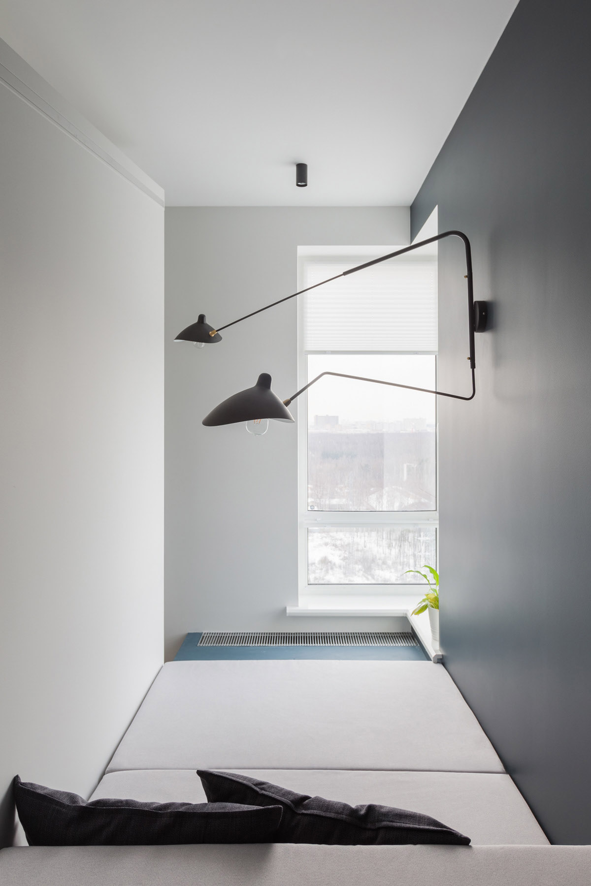 An Apartment With A Complex Geometry images 21