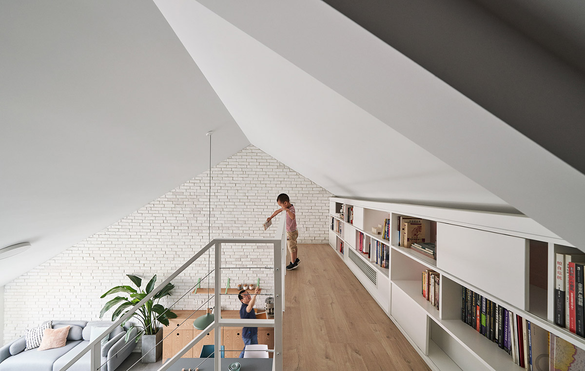 A Bright And Modern Family Home In Beijing images 21