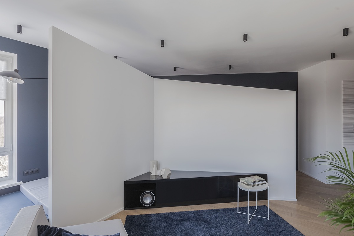 An Apartment With A Complex Geometry images 3