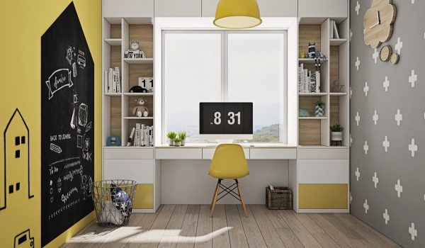 53 Inspirational Kids' Study Space Designs And Tips You Can Copy From Them