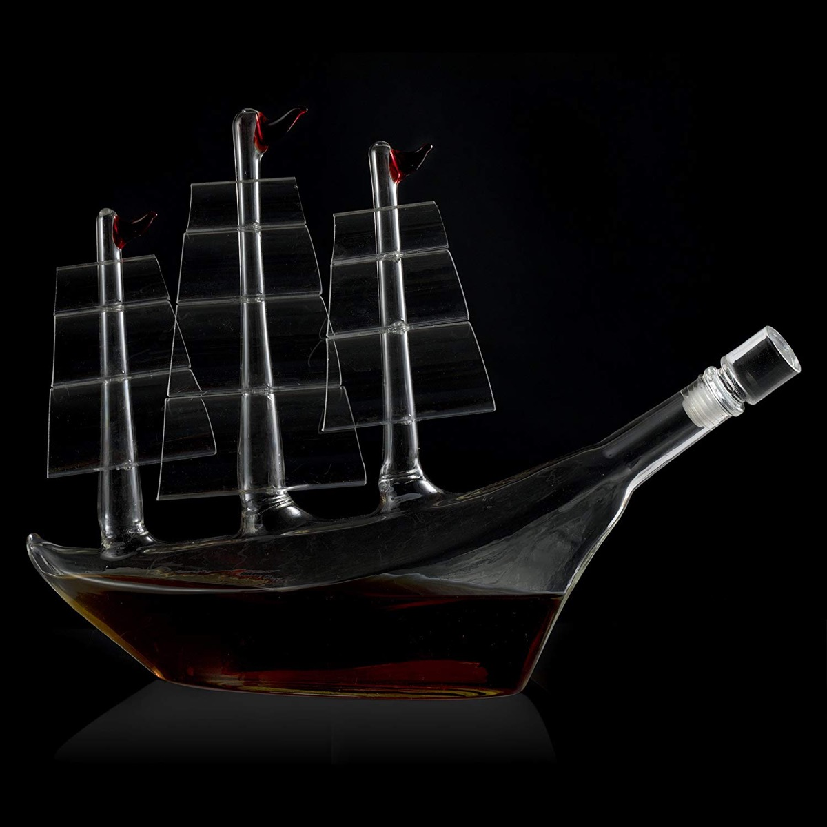 Product Of The Week: A Sailboat Shaped Decanter