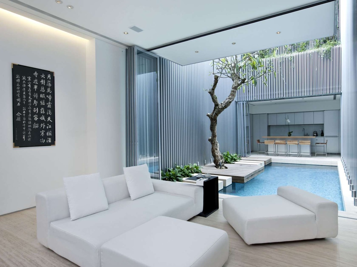 51 Captivating Courtyard Designs That Make Us Go Wow images 19