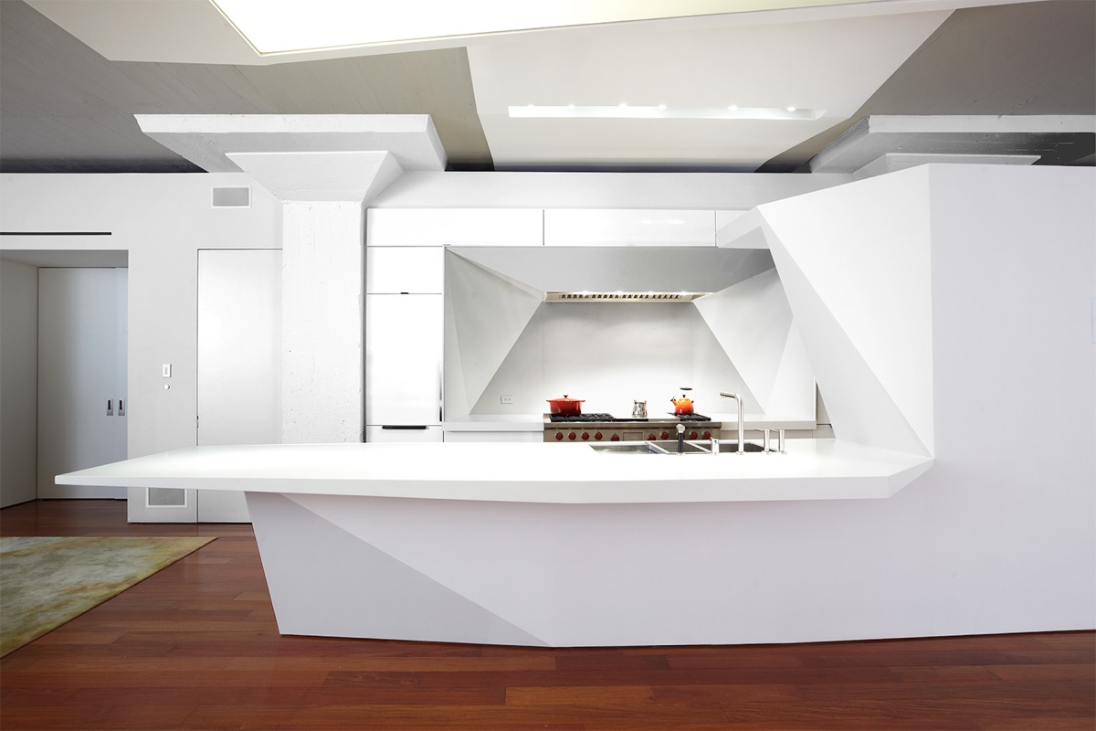 50 Gorgeous Galley Kitchens And Tips You Can Use From Them images 37