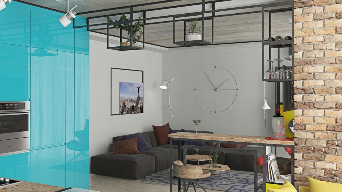 Piet Mondrian Inspired Interior Design To Give Your Home The De Stijl Flair images 15