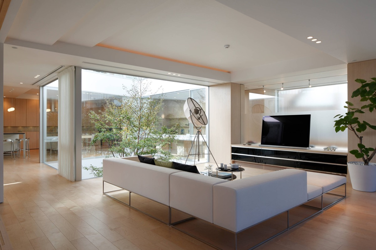 Japanese Home Fusing Modern Amp Traditional Ideas