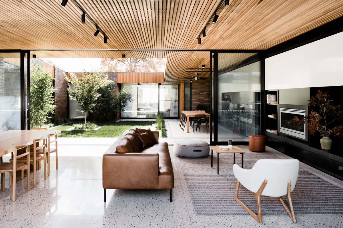 51 Captivating Courtyard Designs That Make Us Go Wow images 1
