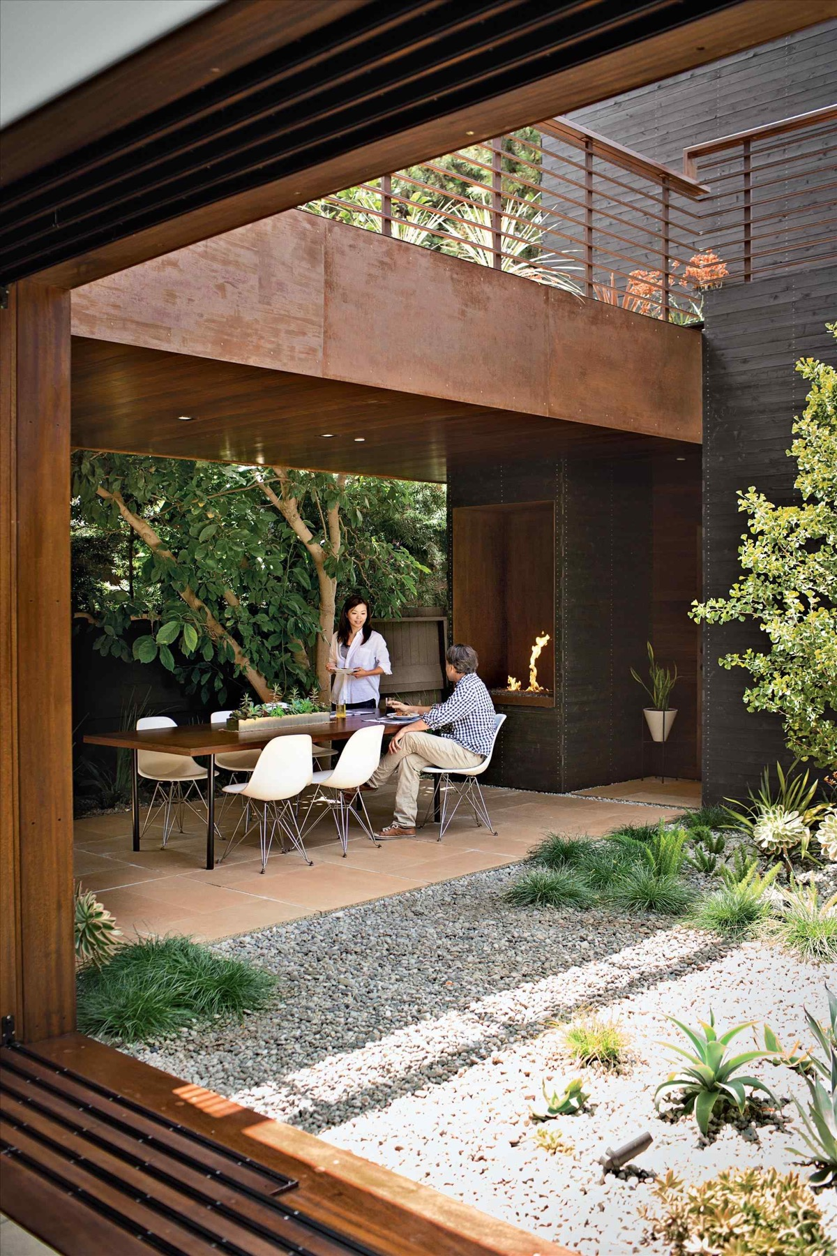 51 Captivating Courtyard Designs That Make Us Go Wow images 24